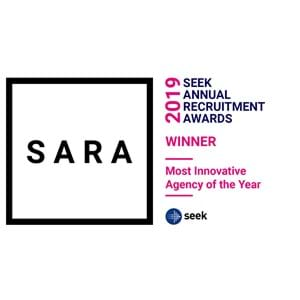 Our Dashboard Suite won us our 2nd SARA for Innovation